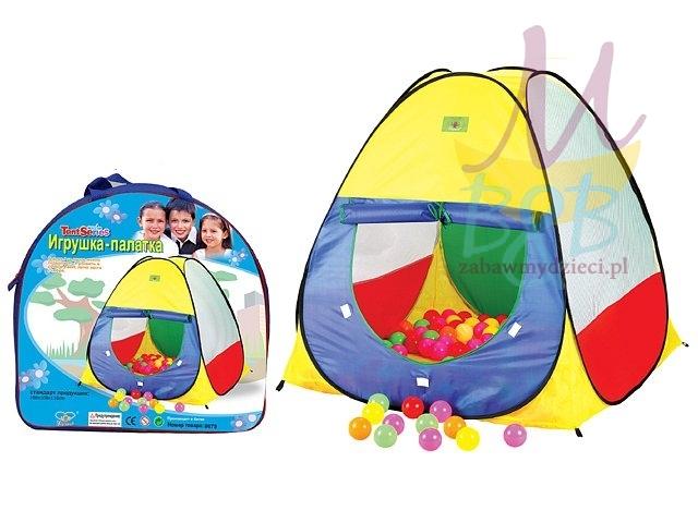 namiot rozkładany dla dzieci